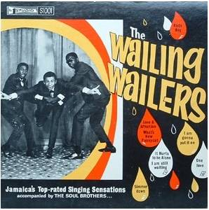 Cover - Wailers, The: Wailing Wailers, The