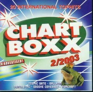 Cover - Panjabi MC: 20 Top Hits Aus Den Charts 2/2003