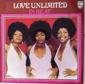 Cover - Love Unlimited: In Heat
