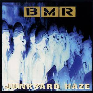 Cover - Bad Moon Rising: Junkyard Haze