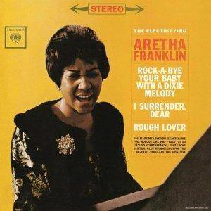 Cover - Aretha Franklin: Electrifying Aretha Franklin, The