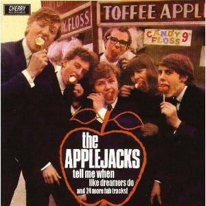 Cover - Applejacks, The: Tell Me When, Like Dreamers Do And 24 Other Fab Tracks