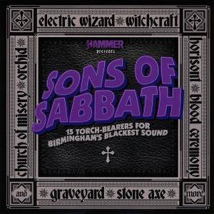 Cover - Blood Ceremony: Metal Hammer 232 - Sons Of Sabbath