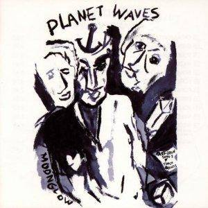 Bob Dylan & The Band: Planet Waves - Cover