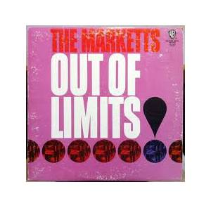 Cover - Marketts, The: Out Of Limits
