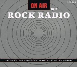 Cover - Sheriff: On Air 777 Fm Rock Radio