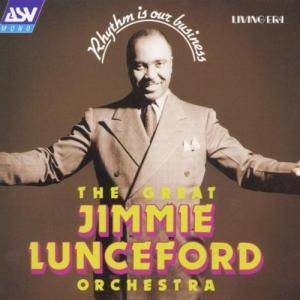 Cover - Jimmie Lunceford: Rhythm Is Our Business