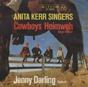 Cover - Anita Kerr Singers, The: Cowboys Heimweh