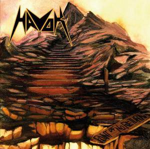 Havok: Point Of No Return - Cover