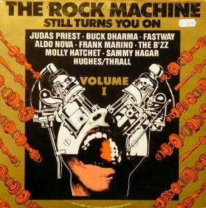 Cover - Minglewood: Rock Machine Still Turns You On Volume I Und II, The