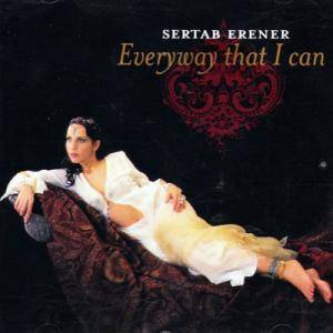 Cover - Sertab Erener: Every Way That I Can