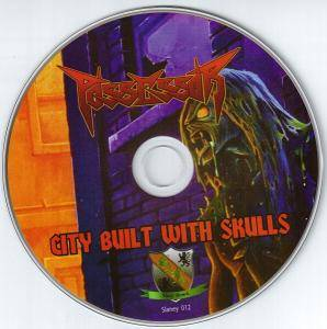 Possessor: City Built With Skulls (CD) - Bild 5
