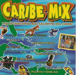 Cover - Mystic: Caribe Mix
