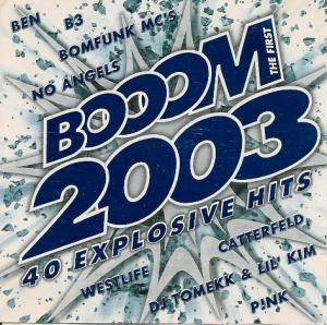 Cover - Cosmic Gate: Booom 2003 - The First