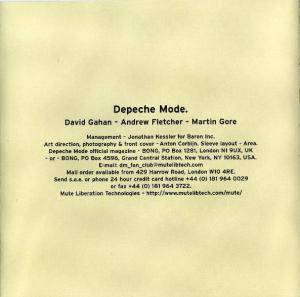 Depeche Mode: It's No Good (Single-CD) - Bild 4