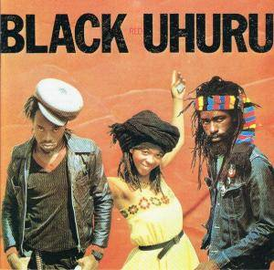 Cover - Black Uhuru: Red