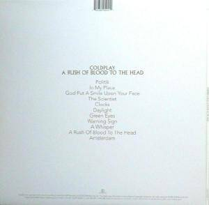 Coldplay: A Rush Of Blood To The Head (LP) - Bild 2