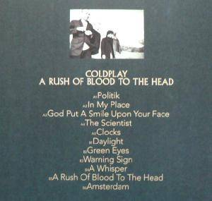 Coldplay: A Rush Of Blood To The Head (LP) - Bild 4