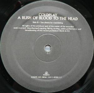 Coldplay: A Rush Of Blood To The Head (LP) - Bild 6