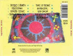 Temple Of The Dog: Temple Of The Dog (CD) - Bild 2