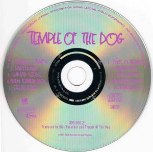 Temple Of The Dog: Temple Of The Dog (CD) - Bild 3