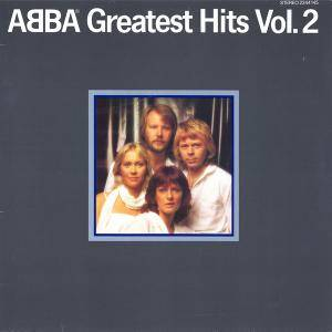 ABBA: Greatest Hits Vol. 2 - Cover