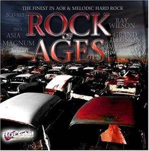 Cover - My Early Mustang: Rock Of Ages