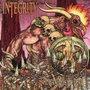 Integrity: Humanity Is The Devil - Cover