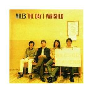 Miles: Day I Vanished, The - Cover