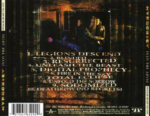 Hypocrisy: Into The Abyss (CD) - Bild 2