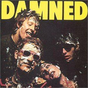 Cover - Damned, The: Damned Damned Damned