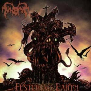 Funerus: Festering Earth - Cover