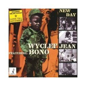 Wyclef Jean: New Day - Cover