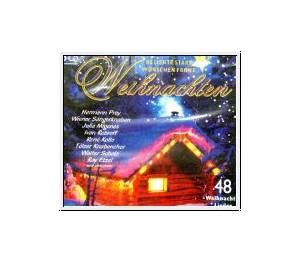 Frohe Weihnachten Cd.Beliebte Stars Wunschen Frohe Weihnachten 2 Cd Compilation
