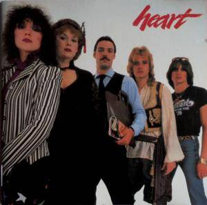 Heart: Greatest Hits / Live - Cover