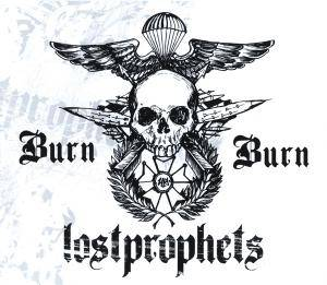 Cover - Lostprophets: Burn Burn