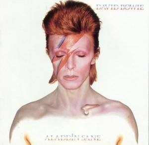 David Bowie: Aladdin Sane - Cover