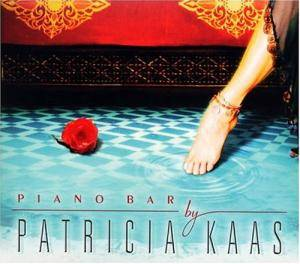 Cover - Patricia Kaas: Piano Bar