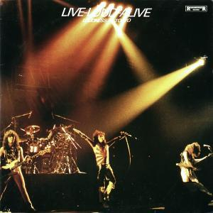 Loudness: Live-Loud-Alive - Loudness In Tokyo - Cover