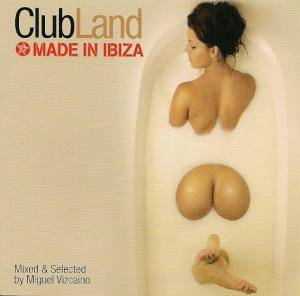 Cover - Celeda: Clubland 2010 Made In Ibiza