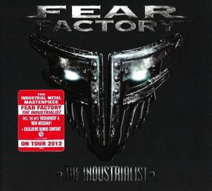 Fear Factory: The Industrialist (CD) - Bild 1