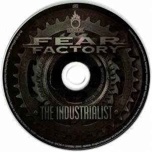 Fear Factory: The Industrialist (CD) - Bild 4
