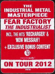 Fear Factory: The Industrialist (CD) - Bild 5