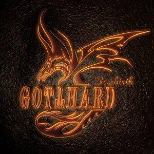 Gotthard: Firebirth - Cover