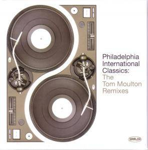 Philadelphia International Classics - The Tom Moulton Remixes - Cover