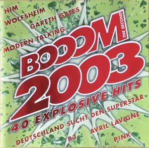 Cover - Deutschland Sucht Den Superstar: Booom 2003 - The Second