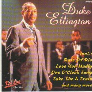 Cover - Duke Ellington: Love You Madly