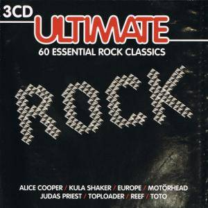 Ultimate Rock - 60 Essential Rock Classics - Cover