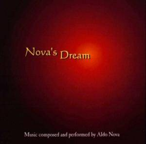Cover - Aldo Nova: Nova's Dream