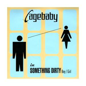 Cover - Agebaby: Something Dirty / Little Miss Sunshine